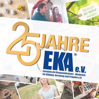 25 Jahre EKA & Ausbildung zum Hochzeitsplaner