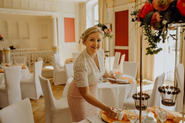 Franziska Beyer Trainer Ausbildung Hochzeitsplaner Zertifikat